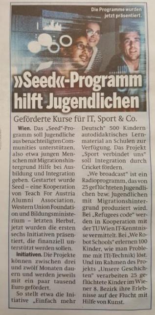 Tageszeitung Wien